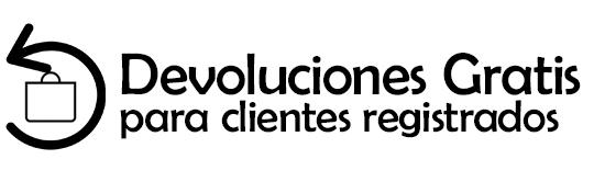 BrunosModa, Tienda de ropa en Tordesillas. Devoluciones gratis para clientes registrados